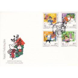 1991 - Natal - Filicitações
