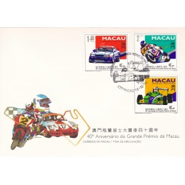 1993 - Grande Prémio de Macau