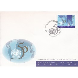 1995 - 50º Aniversário da ONU