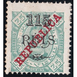 "1915 - D. Luís I  ""Republica"""