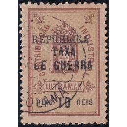 1919 - Estampilha Fiscal...