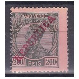 1912 - D. Manuel com Republica