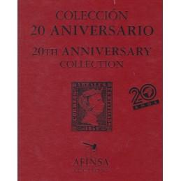 Coleção 20º Aniversário