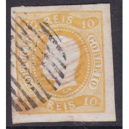 1866-67 - D. Luís I, fita...