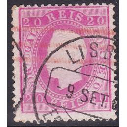 1884 - D. Luís I, novas...