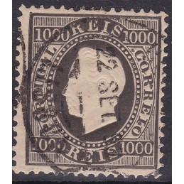 1887 D. Luís I, novas cores...