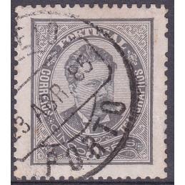 1882-83 D. Luis I de frente