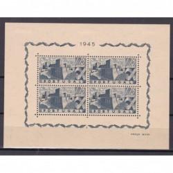 1946 - Castelos de Portugal