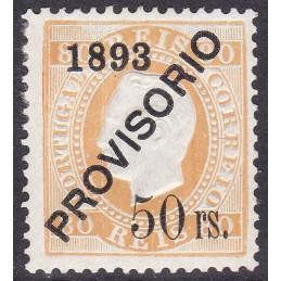 1892-93 D. Luís I PROVISÓRIO