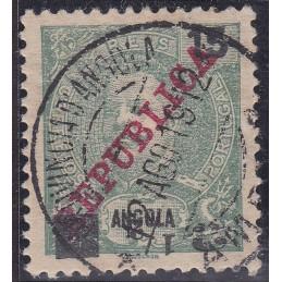 1912 - D. carlos com sobretaxa