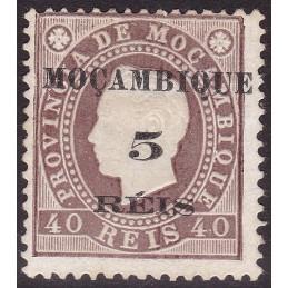1898 - D. Luís com sobretaxa