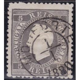 1879-80 D. Luís I Fita Direita