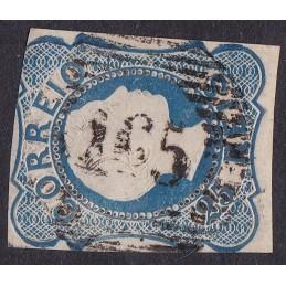 1855-56 - D. Pedro V...