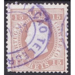 1870/76 -D. Luís Fita Direita