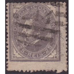 1880/81 - D. Luís I de Perfil