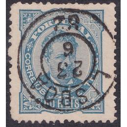 1882/83 - D. Luís I de Frente