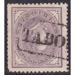 1880/81 - D. Luís de perfil
