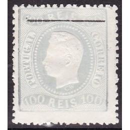 1867/70 - D. Luis I, Fita...