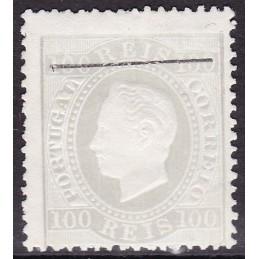 1870/76 - D. Luis I, Fita...