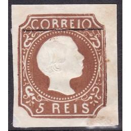 1855/56 - D. Pedro V...