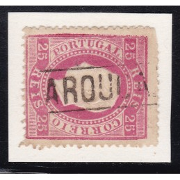 1870/76 - D. Luís I, fita...