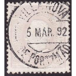1870/76 - D. Luís I Fita...