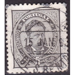 1884/87 - D. Luís I de Frente