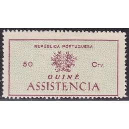 1934 - Assistência
