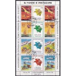 1978 - Entrada de S. Tomé e...