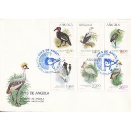 1984 - Aves de Angola