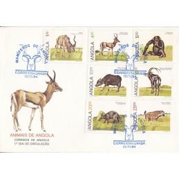 1984 - Animais de Angola...