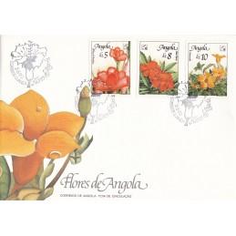 1990 - Flores de Angola