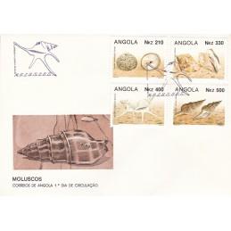 1993 - Moluscos
