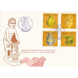 1995 - Cerâmica tradicional...