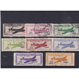 """1947 - Avião """"Taxe Perçue"""""""