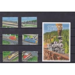 1997 - Comboios do Mundo