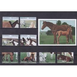 1997 - Cavalos do Mundo II
