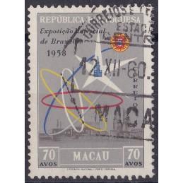1958 - Exposição de Bruxelas