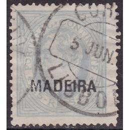 1880 - D. Luís I de perfil