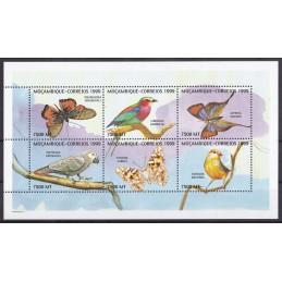 1999 - Aves e Borboletas