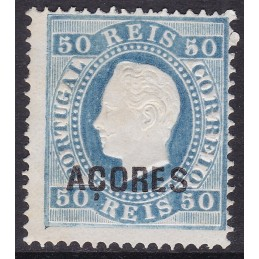 1879/80 - D. Luís - Fita...