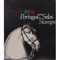 Portugal em Selos 1986