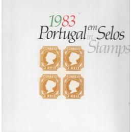 Portugal em Selos 1983