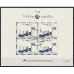 1988 - Europa Madeira