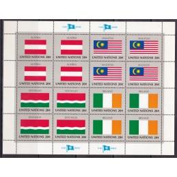 1982 - Bandeiras dos...