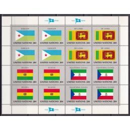 1981 - Bandeiras dos...
