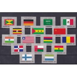 1985 - Bandeiras dos...