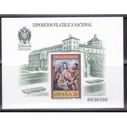 1989 - Exposição Filatelia...