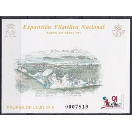 1991 - Exposição Filatelia...