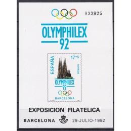 1992 - Exposição Filatelia...